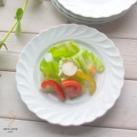 シンプルで使いやすい20cmサイズのプレートです。 タルト ケーキ ブレッド サラダなどに最適のお皿...