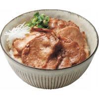 「ぶた八」は帯広市の豚丼店です 北海道産の豚肉を甘辛のタレに漬け込みました   ●豚丼の具130g・...