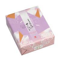 しろえびせんべい 小箱 2枚×24袋 (お歳暮 お年賀 御祝 御礼 御供 富山土産 ギフト)