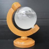 「商品情報」 天気によって液晶の結晶模様が変化する! 【特長】 ・美しい地球儀の形をした天気菅です。...