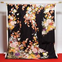 逸品呉服 さわらび〜ほりだし堂〜◆ 商品説明 ◆フルオーダー手縫いお仕立て込み 正絹 IKKOプロデ...