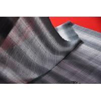 和装コート 対応 送料無料 反物販売/お仕立て承ります 岩浅公展 縞 濃淡の灰色 着物/和服/和装/着尺/反物/遊び着/カジュアル11.3m×38cm