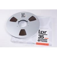 スタンダードバイアスの長時間録音用オープンリールテープ『LPR35』です 低速(19.05cm/s、...