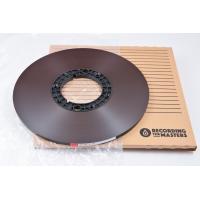 スタンダードバイアスのスタジオ録音用オープンリールテープ『SM911』です 音楽スタジオや放送局での...