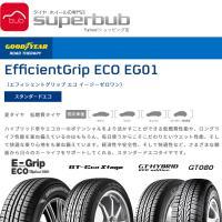 サマータイヤ4本 表示価格はズバリ4本分 新品 正規品 ホイール別売  GOODYEAR GT-Ec...
