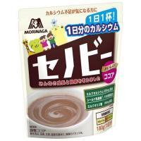 【ya】 森永製菓 ココア セノビー 1袋 (180g)|scbmitsuokun1972