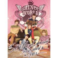 SHINee(シャイニー)のライブアルバム韓国盤!この作品は、2012年7月21・22日の2日間に渡...