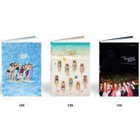 TWICE 2ndサマースペシャルアルバム - Summer Nights CD (韓国盤)