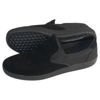 26.3cm SM SLIP-ON スリッポン 黒 スケートボード専用シューズ