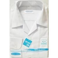 学生服開襟シャツ長袖は、左胸・片方だけにポケットが付いた学生制服長袖オープンシャツです。  開襟シャ...