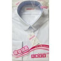 学校制服 女子スクールシャツ長袖(丸エリ)スクールタイガーαシャツブラウスは、高品質なワイシャツ(女...