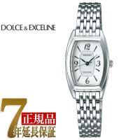 SEIKO DOLCE&EXCELINE セイコー ドルチェ&エクセリーヌ レディース腕時計 ソーラ...
