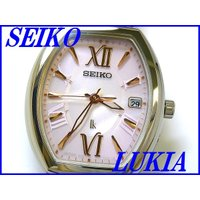 SEIKO LUKIA Lady Tonneau  品番:SSQW025 希望小売価格:\69,00...