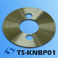 AUノブ/レバー交換用プレート(2枚1組) TS-KNBP01|seiwa-securitysys