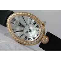 18世紀、ブレゲがナポリ王妃(ナポレオンの妹)のために製作した時計がモチーフ。 目映い時の輝きを演出...