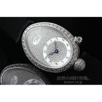 18世紀、ブレゲがナポリ王妃(ナポレオンの妹)のために製作した時計がモチーフ。インパクトのある全面ダ...