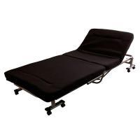 組み立て不要のソファベッドです。ベッド時・ソファ時もそれぞれ14段階のリクライニング機能付。指挟み等...