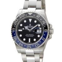 ロレックス ROLEX GMTマスターIIのご紹介ロレックス ROLEX 腕時計 メンズ GMTマス...