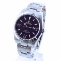 過酷な状況でも使える耐久性に優れたエクスプローラー1!かっこよく、大人っぽいテイストが人気の腕時計!...