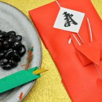 折鶴/高級丹波黒を使用したお祝い甘納豆/甘納豆の雪華堂|sekkado