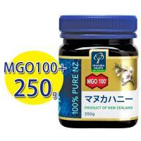 コサナ マヌカヘルス マヌカハニー MGO100+ 250g 【正規品】 ハチミツ 蜂蜜