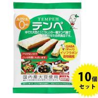 テンペ 100g×10個セット 国産大豆使用 マルシン 発酵食品 レトルト