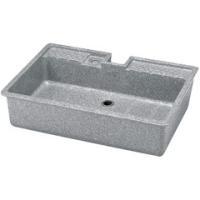 材質:レジコンクリート製 質量:約13kg 容量:約22リットル サイズ:W550×D500×H17...