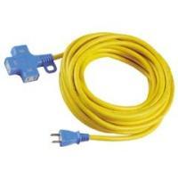 材質:PVC 色:プラグ部/ブルー、コード部/イエロー コードの長さ:10m S−VCT 1.25×...