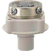 洗濯機用ニップル ビス止め口金 特長:水栓と洗濯機給水ホースの接続アダプターで、水栓吐水口の外径14...
