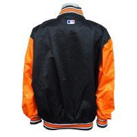 MLB オリオールズ クラシック ウインド ジャケット スターター/STARTER ブラック/オレンジ レアアイテム