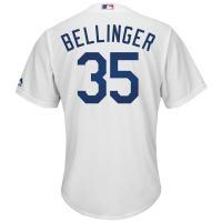 MLB ドジャース コディ・ベリンジャー クールベース レプリカ ゲーム ユニフォーム/ユニホーム マジェスティック/Majestic ホーム