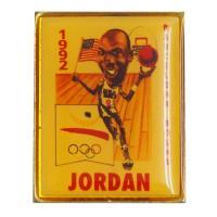 ・入手困難なデッドストックアイテム ・NBAのピンバッジ。  ■サイズ: 縦3.5cm×横2.7cm...