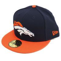 NFLオフィシャルライセンスパートナー「New Era(ニューエラ)」の59FIFTYキャップ。  ...