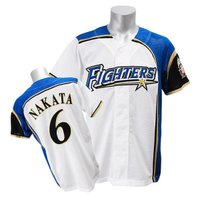 北海道日本ハムファイターズの2011年度新作レプリカユニフォームのキッズ/ジュニアサイズです。  ホ...