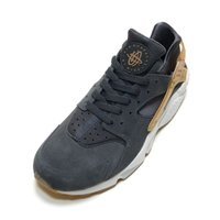 海外限定 NIKE AIR HUARACHE ANTHRACITE SUEDE ( ナイキ エア ハ...