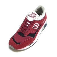 NEW BALANCE M1500CK MADE IN ENGLAND RED SUEDE ( ニュ...