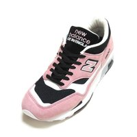 NEW BALANCE M1500MPK PINK/BLACK MADE IN ENGLAND SU...