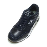 NEW BALANCE M1500 NAV LEATHER NAVY MADE IN ENGLAND...