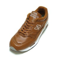 NEW BALANCE M1500TN LEATHER TAN MADE IN ENGLAND UK...