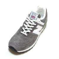 NEW BALANCE M576GRS GREY SUEDE MADE IN ENGLAND ( ニ...