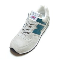 メンズサイズ 海外限定☆NEW BALANCE M576PGT GREY/GREEN MADE IN...