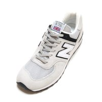 NEW BALANCE M576PGW MADE IN ENGLAND GREY/WHITE/BLA...