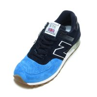 NEW BALANCE M576PNB TWO TONE MADE IN ENGLAND NAVY/...