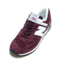 海外限定☆NEW BALANCE M576PRW WINE RED SUEDE MADE IN EN...