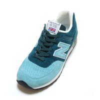 NEW BALANCE M576PTM TWO TONE MADE IN ENGLAND TEAL ...