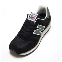 NEW BALANCE M670GG MADE IN ENGLAND BLACK/GREY ( ニュ...