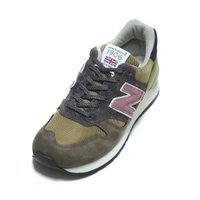 世界1906足限定☆NEW BALANCE M670SP SURPLUS PACK 110th An...