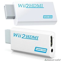 Nintendo Wii HDMI 変換 アダプタ コネクタ 接続 任天堂 ニンテンドー ゲーム レトロゲー 便利