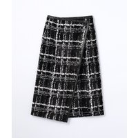 【カテゴリ】レディース > スカート > ミニ・ひざ丈スカート 【カラー】18ブラック系...
