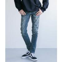 【カテゴリ】メンズ > パンツ > デニムパンツ 【カラー】D.INDIGO/BLACK...